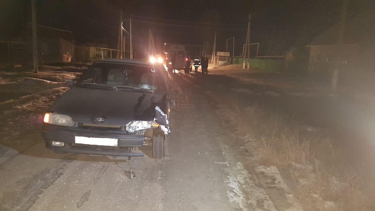 Под Тольятти пьяный водитель насмерть задавил девушку