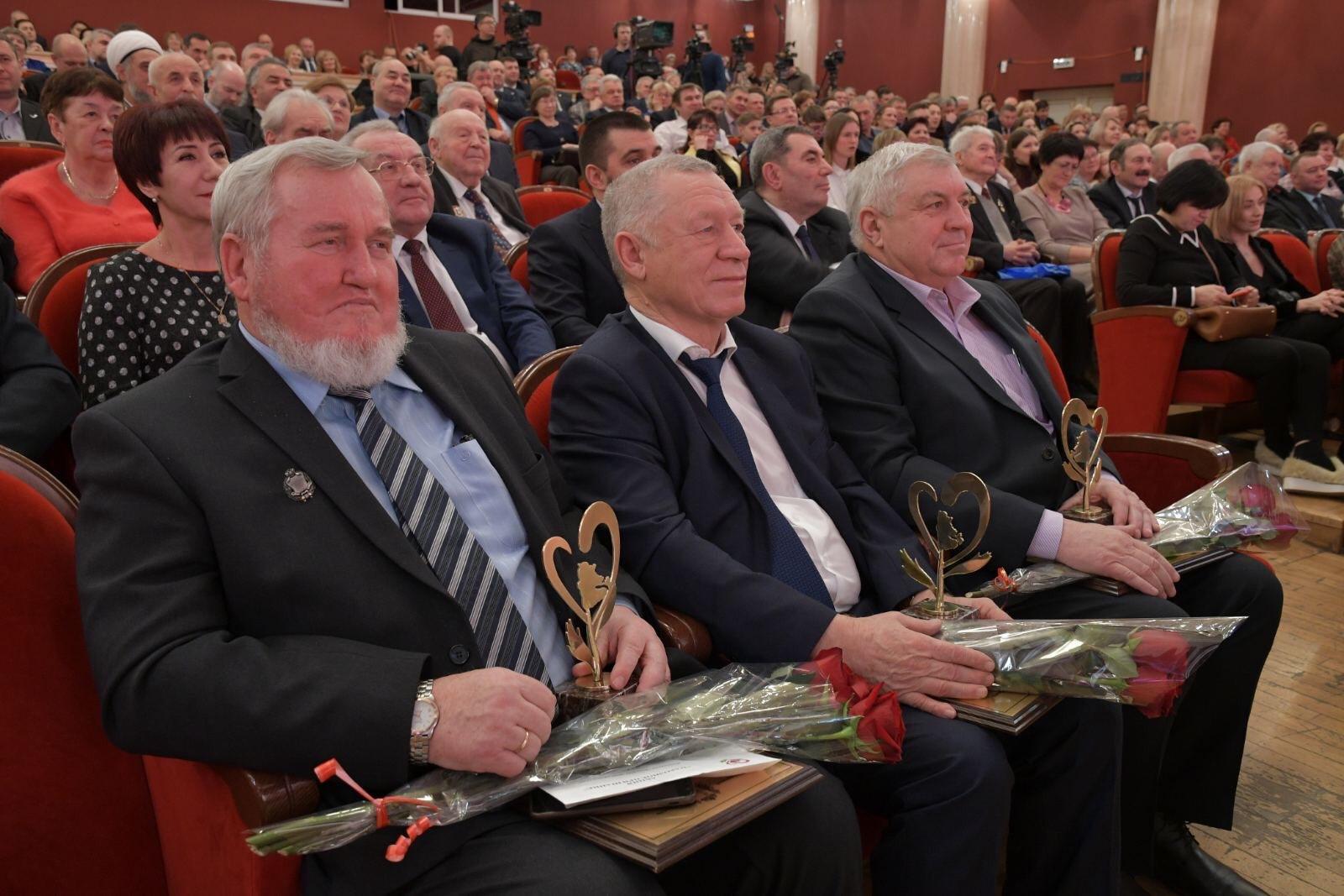 Названы имена лауреатов областной общественной акции «Народное признание 2019»