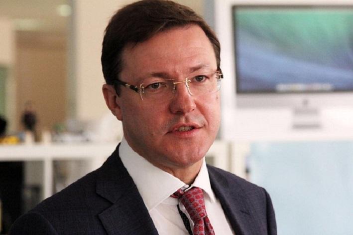Поздравление Губернатора Самарской области с Новым 2020 годом
