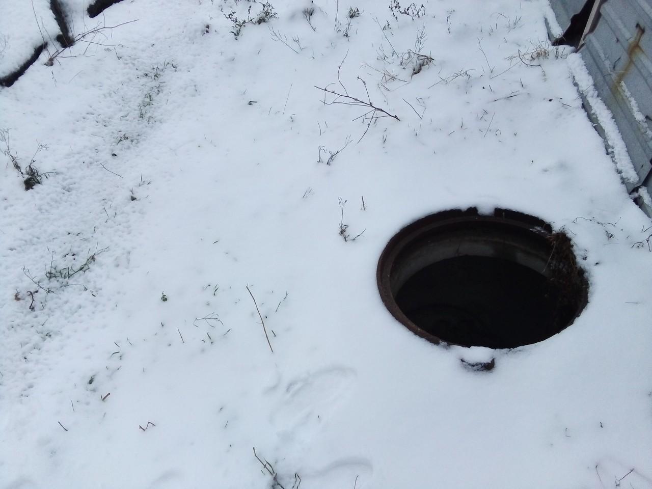 Спасите жизнь: Тольяттинцев просят сообщать об открытых колодцах