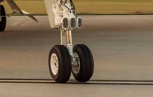 В Шереметьево самарский самолет выехал за взлетную полосу