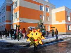 В Тольятти завершено строительство детского сада в микрорайоне «Калина»