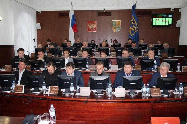 В Тольятти принят бюджет города на 2020 год