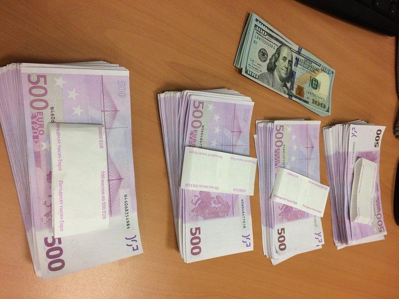 В Самарской области таможенники сорвали контрабанду 176 тыс. евро