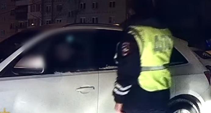 «Три дня пью»: В Тольятти задержан пьяный водитель