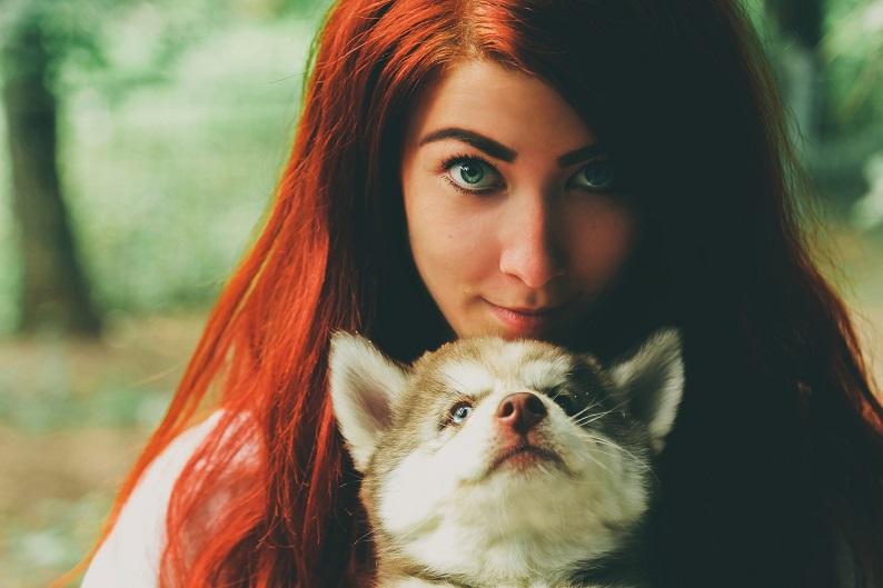 Ученые: Общение с собаками снижает риск развития шизофрении