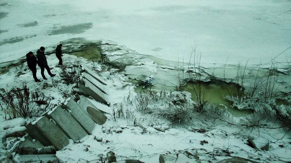 Под Тольятти в водоеме нашли объявленного в розыск мужчину