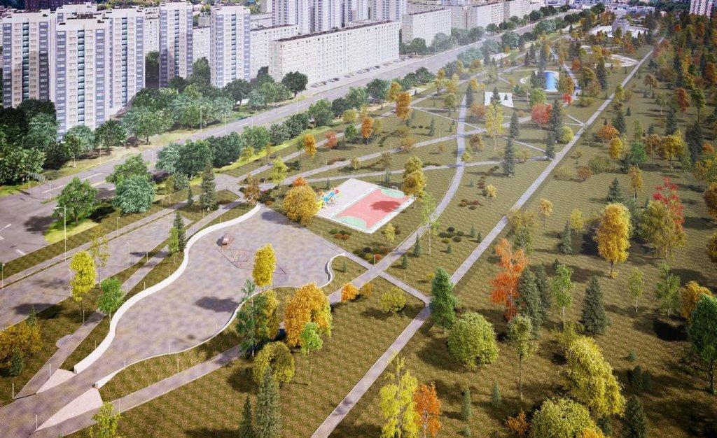 Тольятти будет тратить 27 млн рублей в год на сквер ВАЗа
