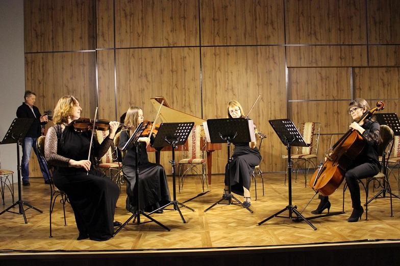 В Тольяттинской филармонии торжественно открыли новую сцену
