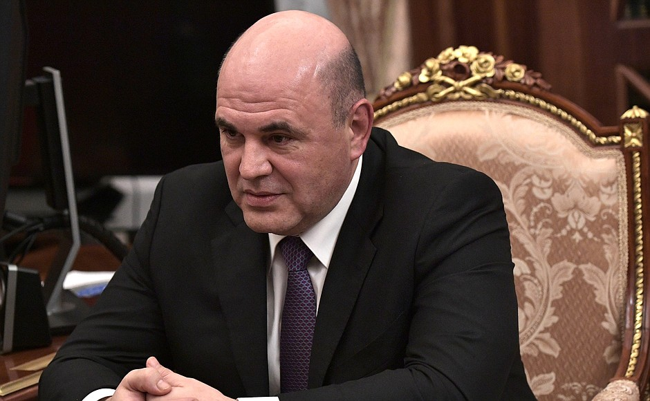 Мишустин пообещал изменения в составе правительства