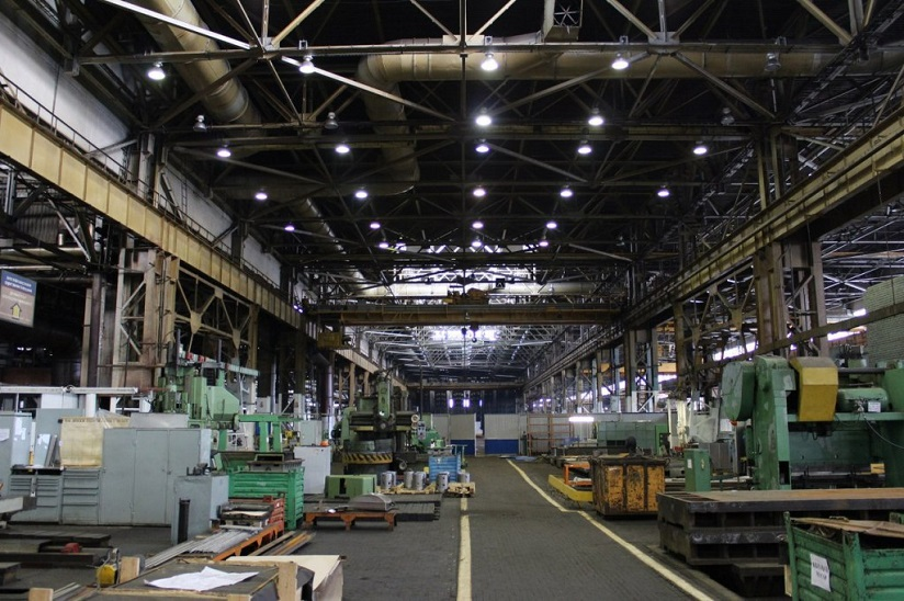 В Тольятти построят завод за 383 млн рублей