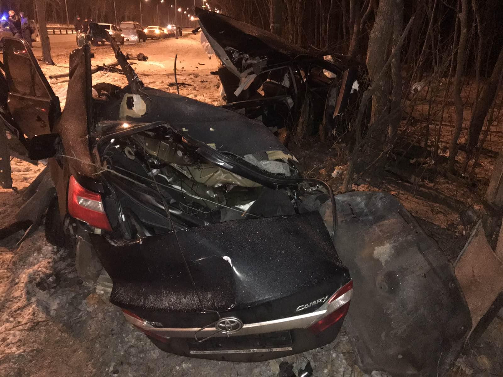 В Самарской области аварию, в которой погибла девушка, мог устроить пьяный полицейский