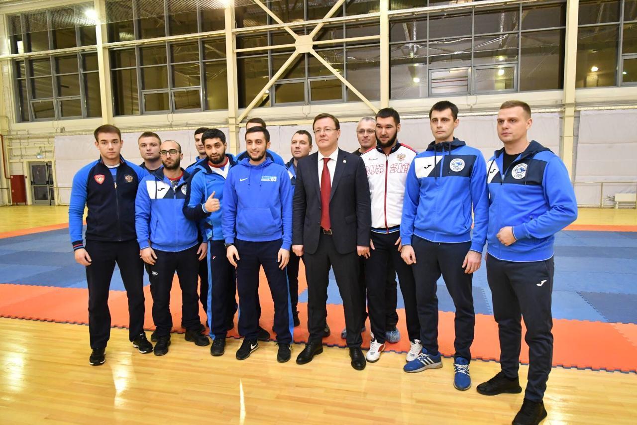 В Тольятти откроется новый ФОК «Союз»