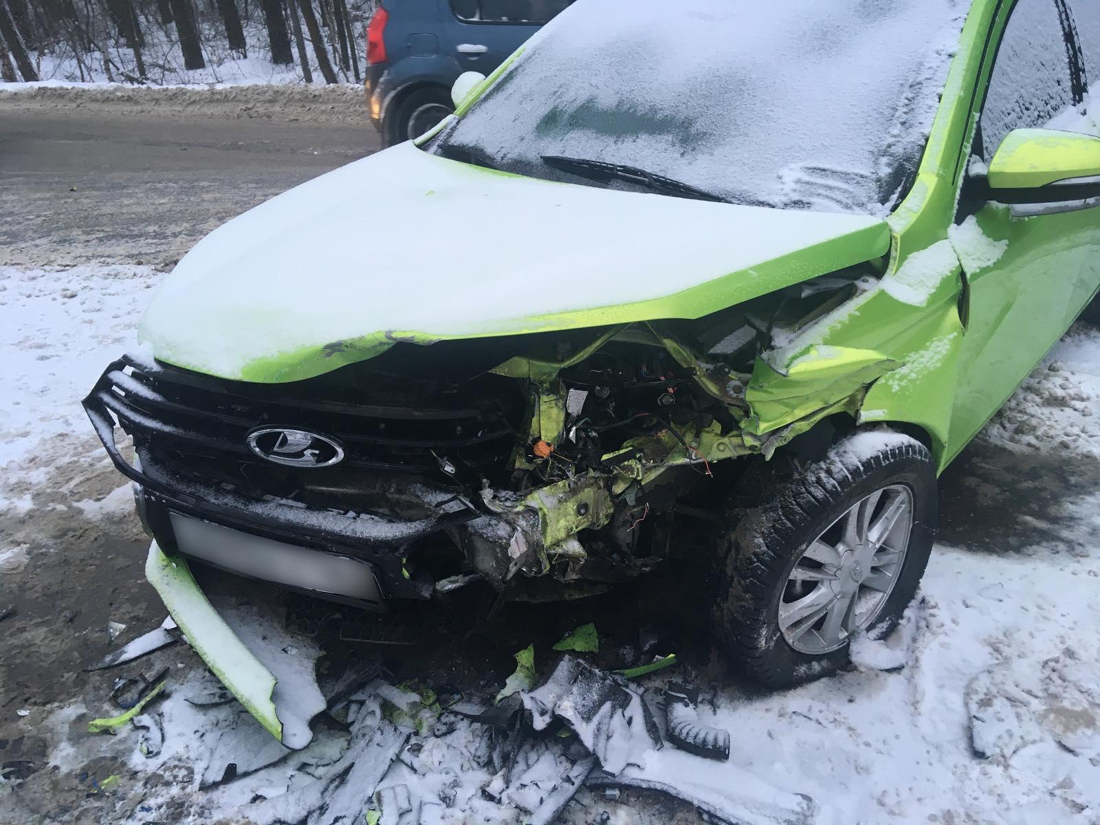 В Тольятти стали известны подробности аварий, в которых пострадали 9 человек