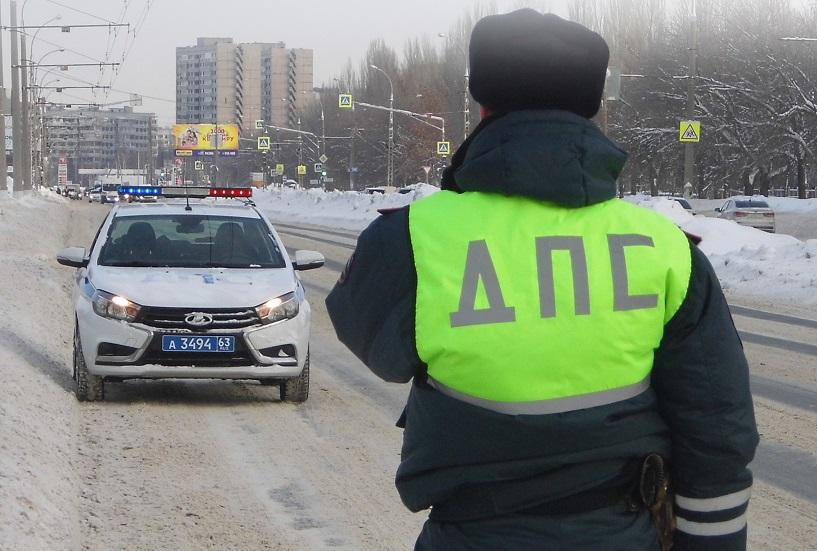 До конца января ГИБДД проведет 6 спецрейдов в Тольятти