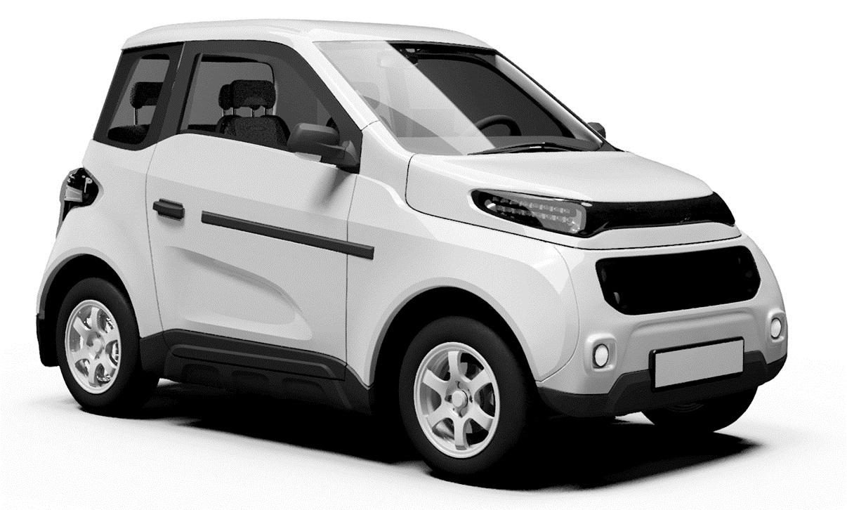 Тольяттинский электромобиль запатентовали в России