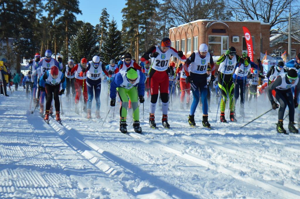 Горожан приглашают пробежать Тольяттинский лыжный марафон
