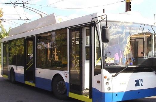 В Тольятти из-за коммунальной аварии изменили маршрут троллейбуса