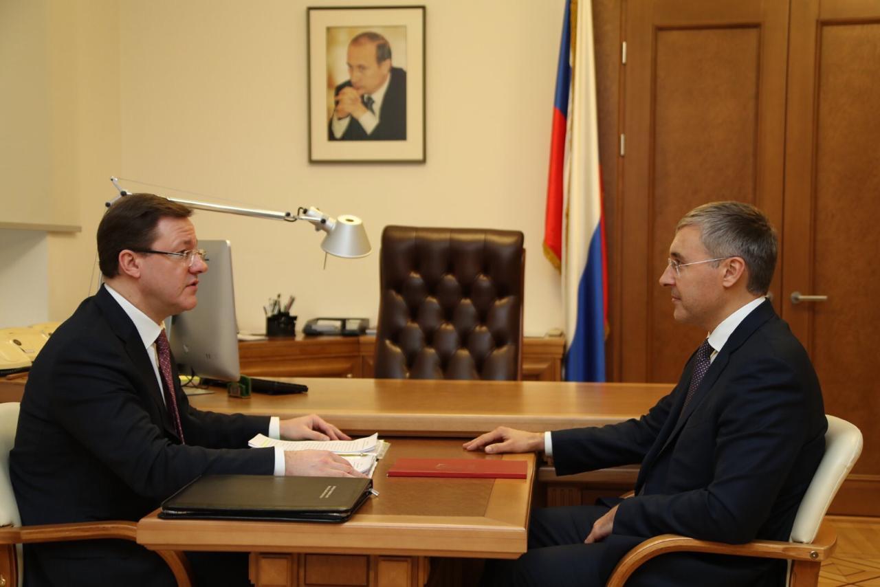 Самарская область готовится к модернизации системы высшего образования