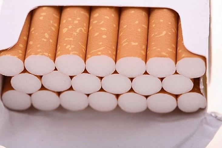 В Самарской области попробуют запретить продажу сигарет в киосках