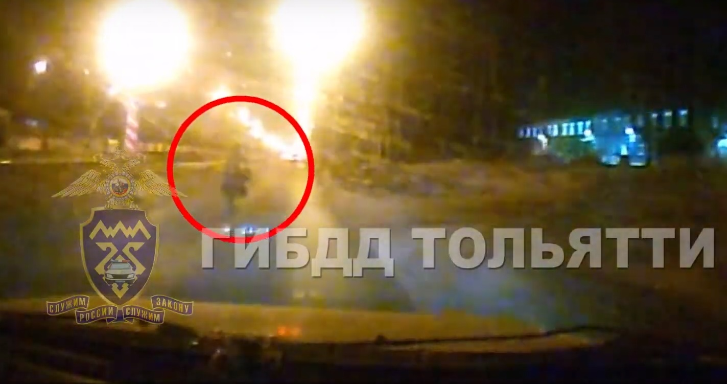 В Тольятти водитель «Лады» насмерть сбил 85-летнюю женщину