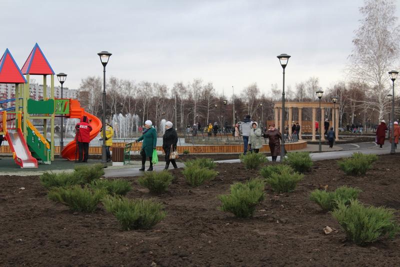 Тольятти полностью выполнил работы по благоустройству общественных мест в 2019 году