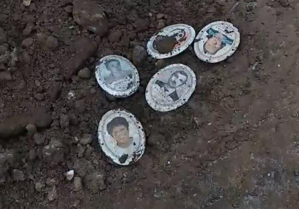Выяснилось, как фото с могил оказались в земле в тольяттинском дворе