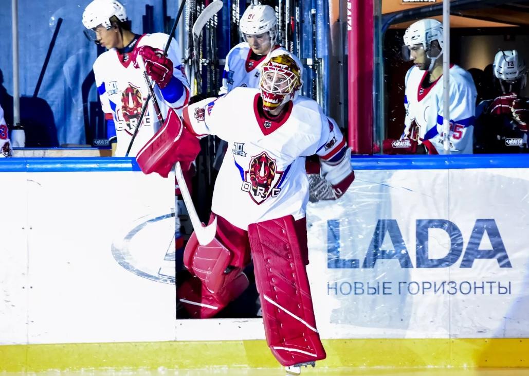 В Самарскую область прибыли китайские хоккеисты, которые сыграют с «Ладой» и ЦСК ВВС