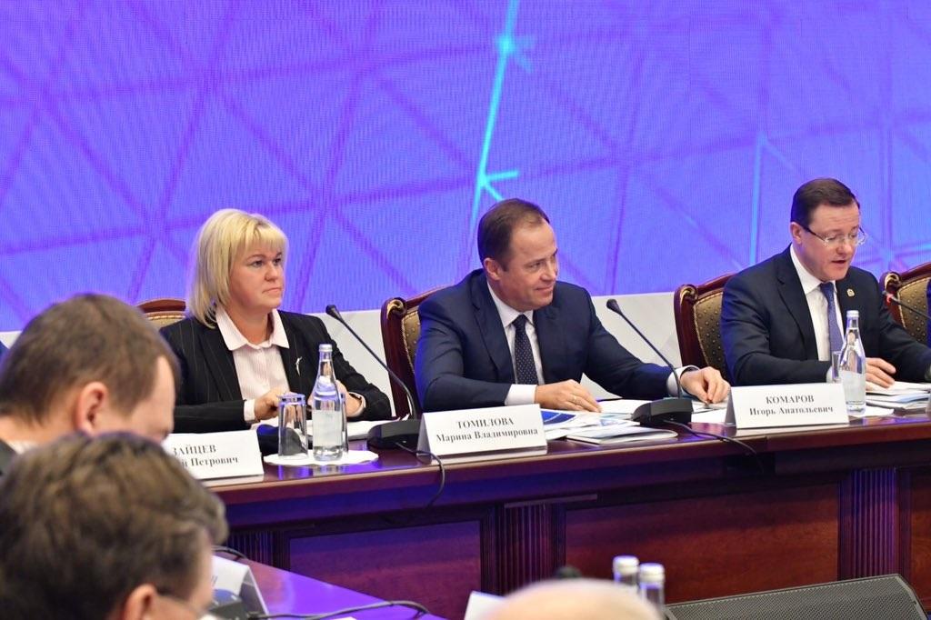 Неделя Тольятти: Новая ЖД станция, визит губернаторов ПФО, завод за 380 млн