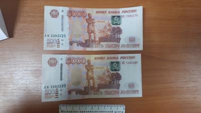 В Тольятти продавец пытался откупиться от полицейского