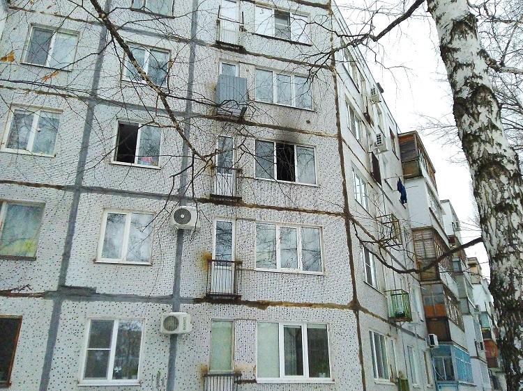 В Тольятти пожарные выезжали на тушение квартиры