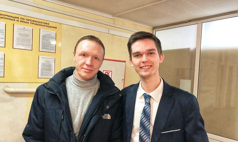 Тольяттинский юрист помог мужчине, оставшемуся без ног, жены и квартиры