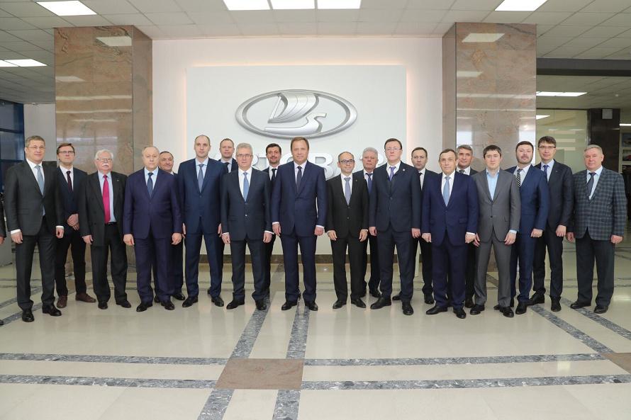 В Тольятти на заседание собрались губернаторы регионов ПФО
