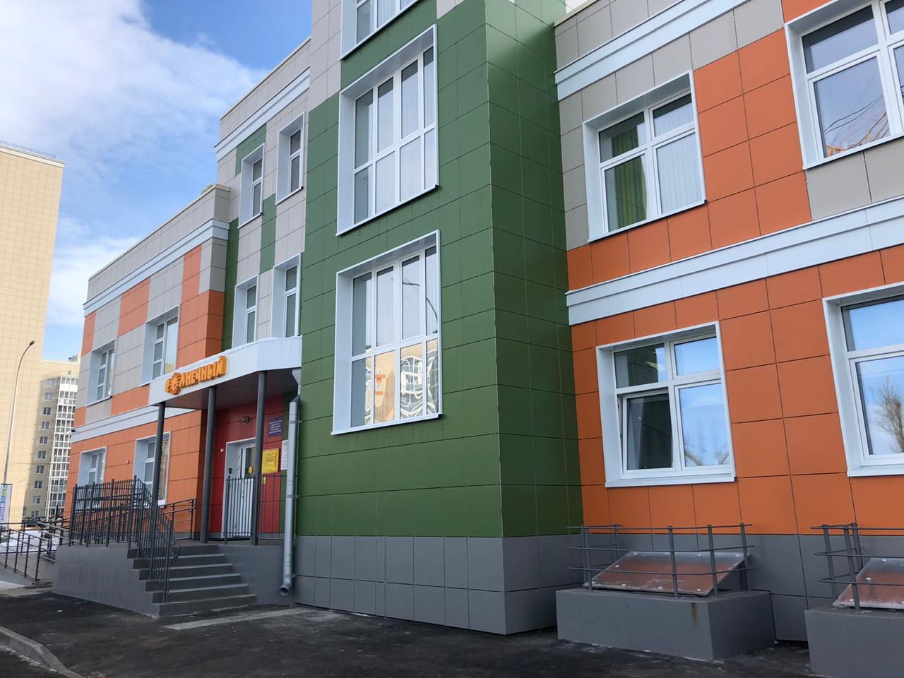 Дмитрий Азаров посетил два новых детских сада в Тольятти