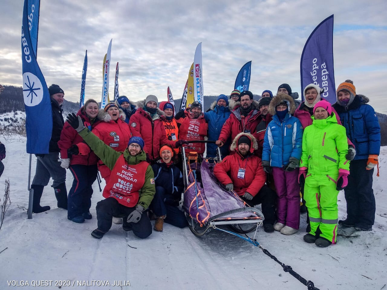 Стали известны победители гонки «Волга Квест 2020»