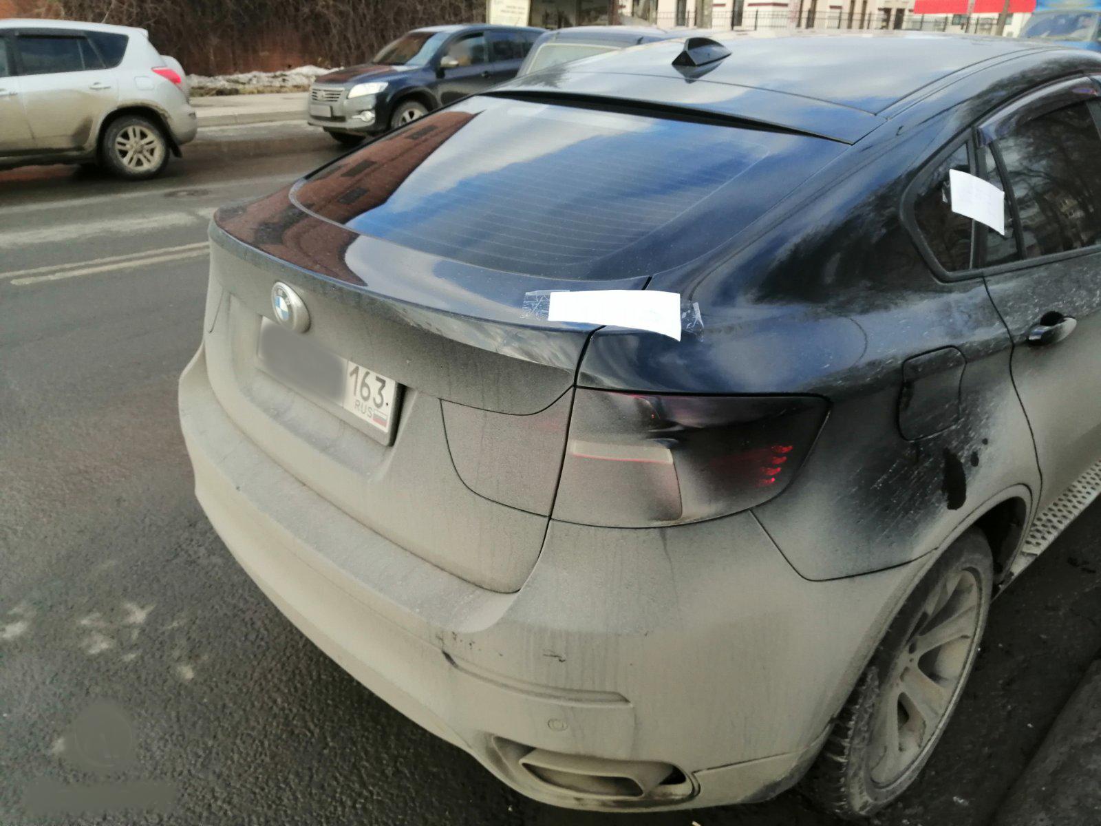 В Самарской области отобрали машину у водителя, нарушившего ПДД 600 раз