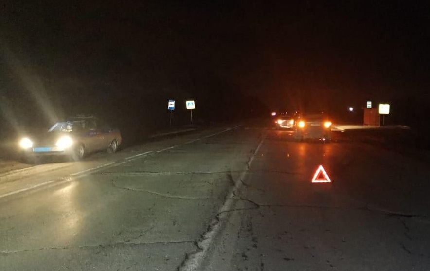 Под Тольятти женщина пострадала в столкновении четырех машин