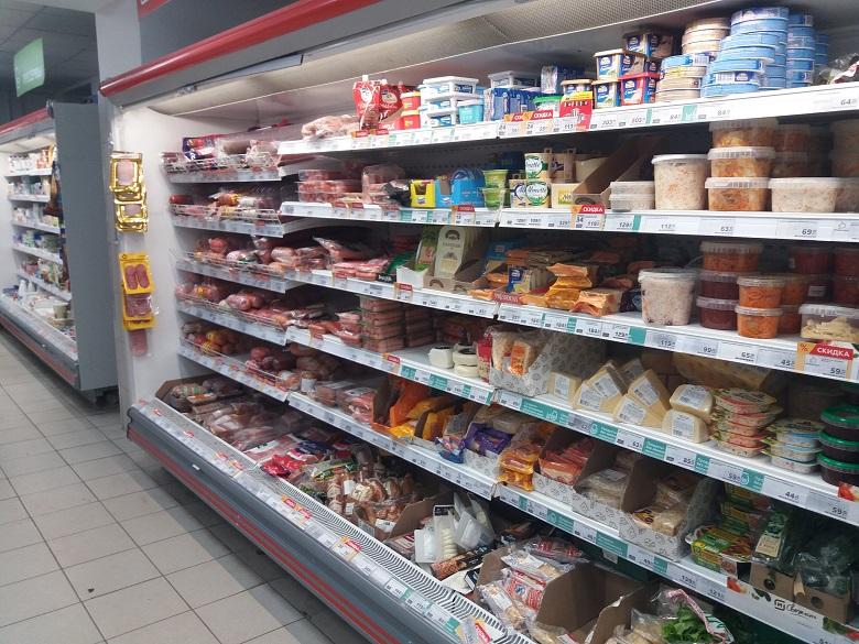 Власти: Товарных запасов в Самарской области достаточно, чтобы удовлетворить возросший спрос