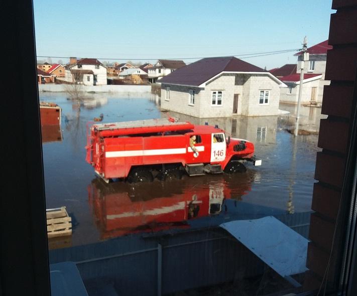 В Самарской области паводок наступит раньше обычного
