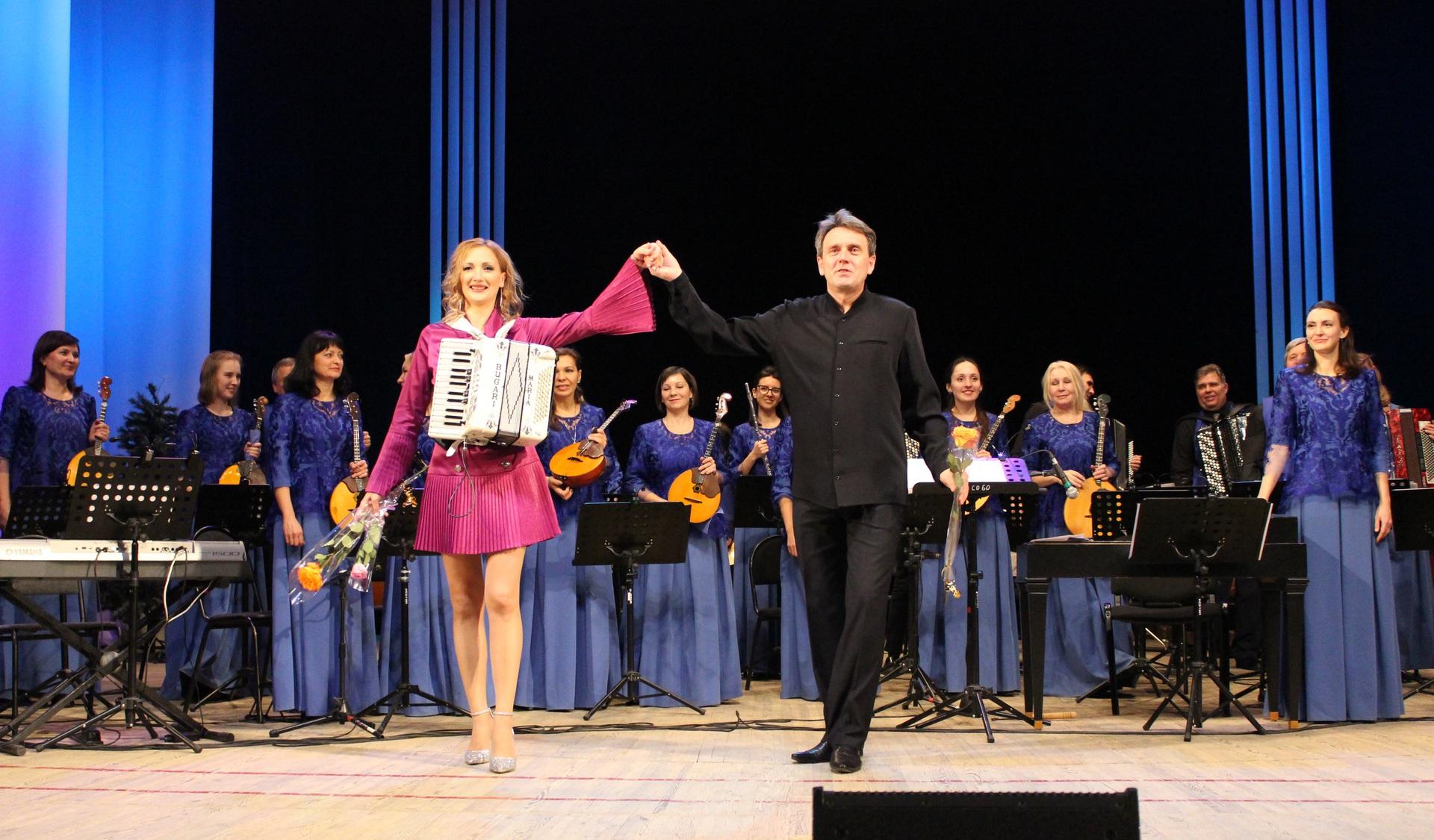 Русский оркестр Тольяттинской филармонии выступит в Ульяновске