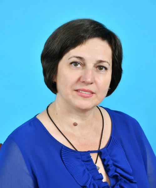 Антимонова Марина Юрьевна