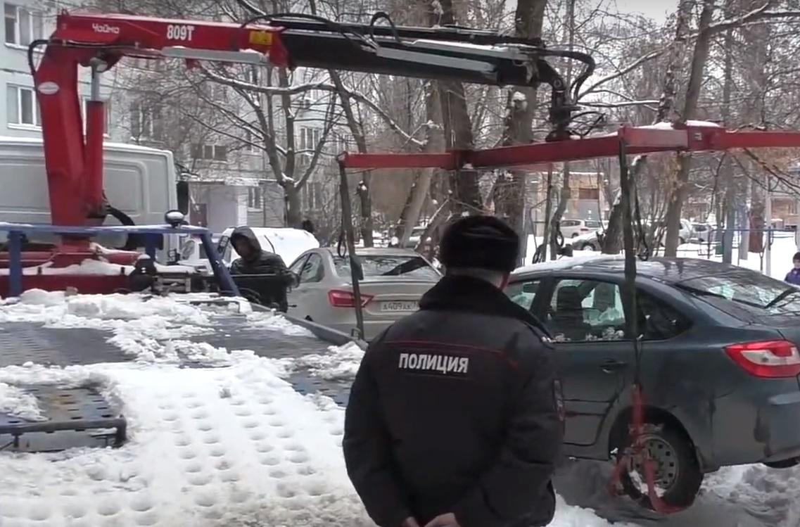 Арестована машина тольяттинца, на которой «третьи лица» совершили 1336 нарушений