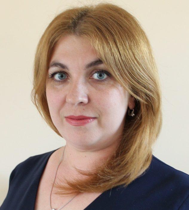 Блинова Татьяна Владимировна