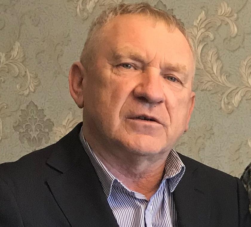 Хвостов Юрий Михайлович