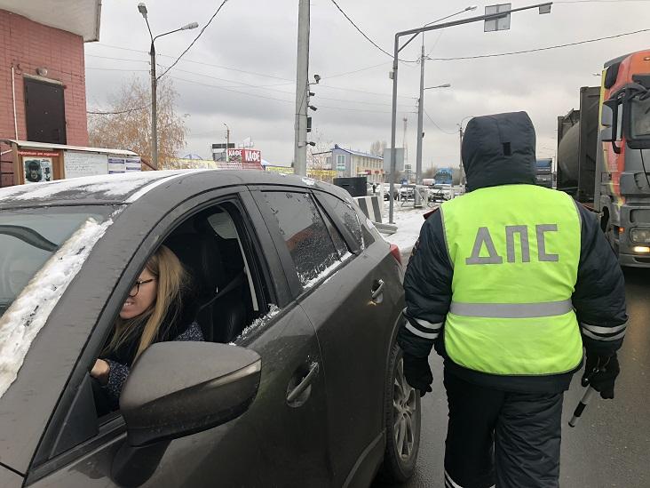 На дорогах вблизи Тольятти пройдут спецрейды ГИБДД