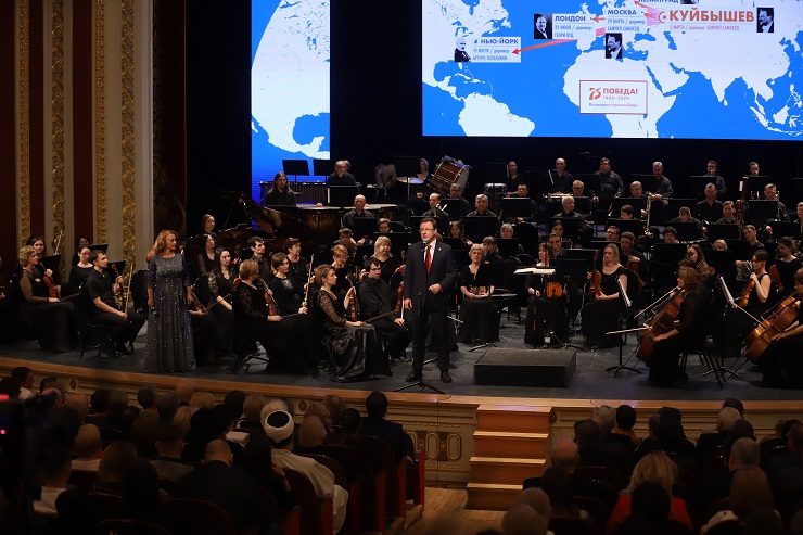 Легендарная симфония Дмитрия Шостаковича – снова в Самаре, спустя 78 лет после премьеры