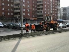 В Тольятти приступили к весенней уборке города