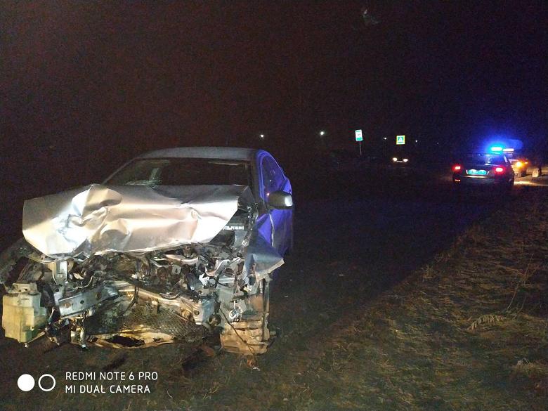 Под Тольятти в аварии на встречной полосе погиб человек