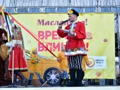 40 тысяч тольяттинцев присоединились к праздничным гуляньям на Масленицу!