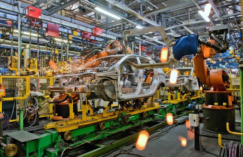 Новые роботы: На АВТОВАЗе рассказали о модернизации производства